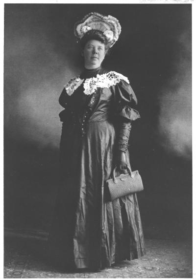 May Arkwright Hutton--Credit Washington State Digital Archives