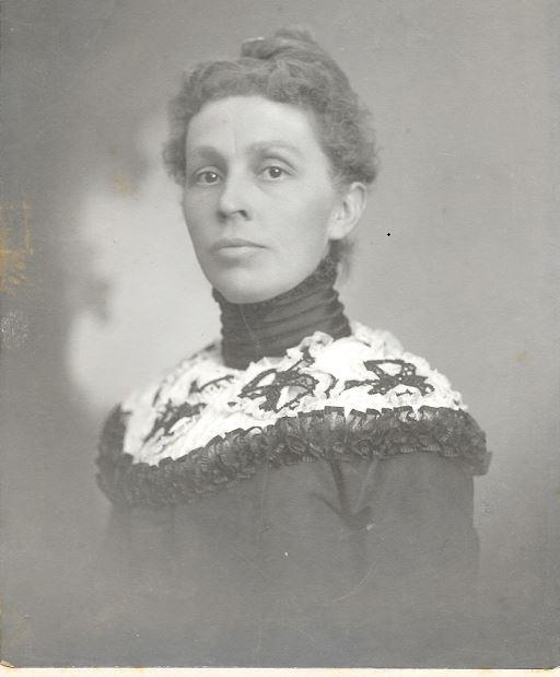 Zephorena Cosgrove - courtesy of family