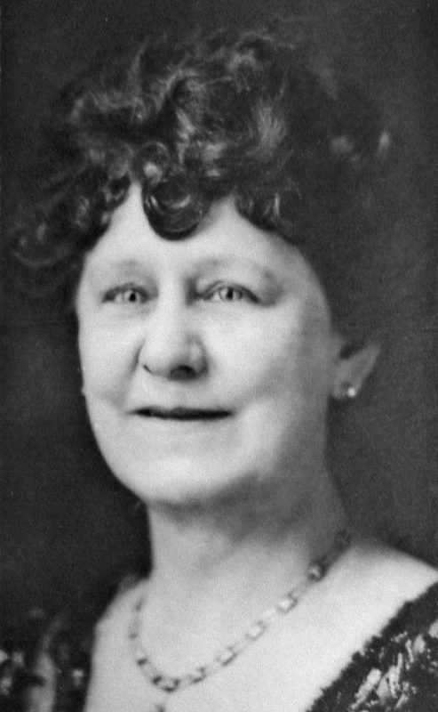 Representative Frances Haskell. Photo courtesy of the Washington State Archives